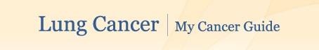 Lung Cancer: A patient's guide.